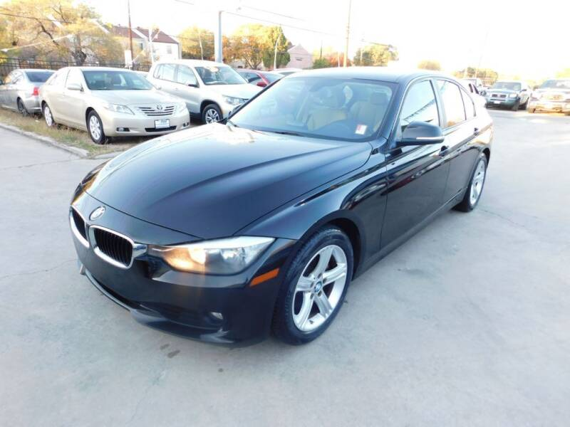 2012 BMW 3 Series for sale at AMD AUTO in San Antonio TX