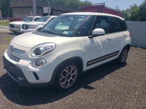 2014 FIAT 500L for sale at CRS 1 LLC in Lakewood NJ