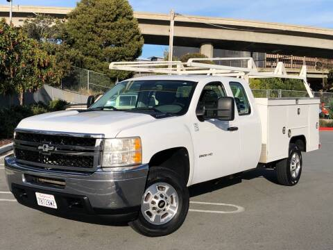 2011 Chevrolet Silverado 2500HD for sale at CITY MOTOR SALES in San Francisco CA