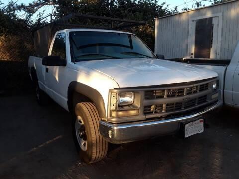 1997 Chevrolet C/K 2500 Series for sale at Goleta Motors in Goleta CA