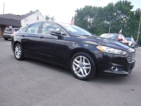 2013 Ford Fusion for sale at Rob Co Automotive LLC in Springfield TN