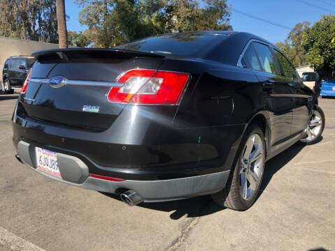2010 Ford Taurus for sale at Martinez Truck and Auto Sales in Martinez CA