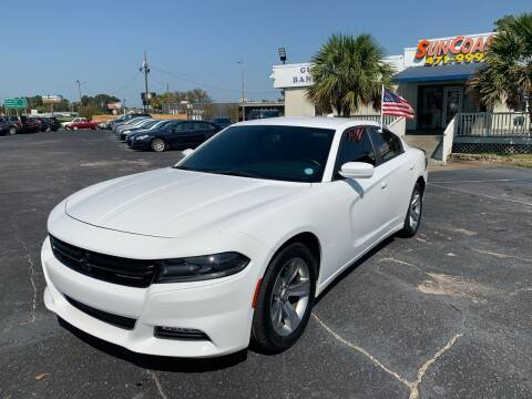 2018 Dodge Charger for sale at Sun Coast City Auto Sales in Mobile AL