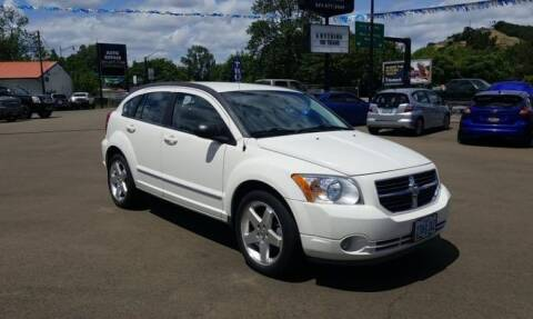 2008 Dodge Caliber for sale at City Center Cars and Trucks in Roseburg OR
