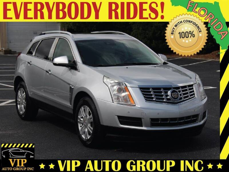 2014 Cadillac SRX for sale at VIP Auto Group in Clearwater FL