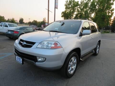2002 Acura MDX for sale at KAS Auto Sales in Sacramento CA