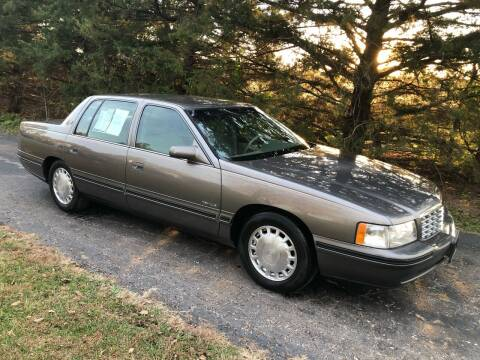 1999 Cadillac DeVille for sale at Kansas Car Finder in Valley Falls KS