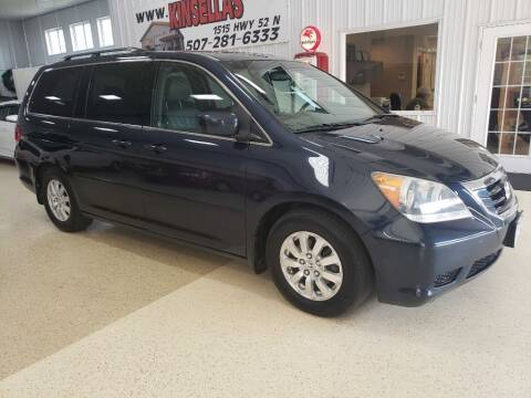 2010 Honda Odyssey for sale at Kinsellas Auto Sales in Rochester MN