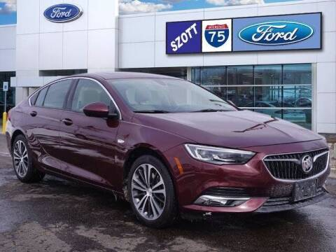 2018 Buick Regal Sportback for sale at Szott Ford in Holly MI