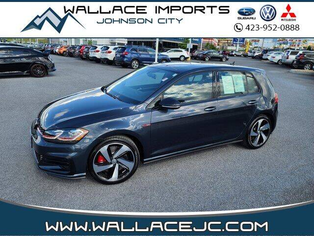 2020 Volkswagen Golf GTI for sale in Johnson City, TN