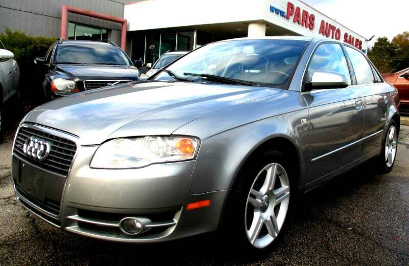 2007 Audi A4 for sale at Pars Auto Sales Inc in Stone Mountain GA