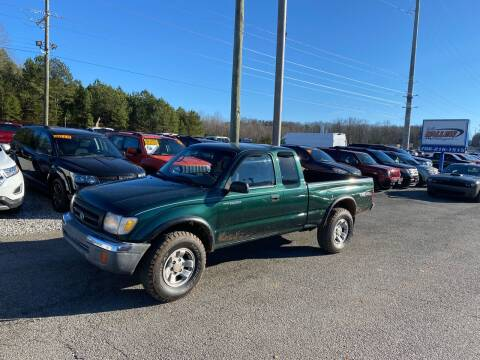 2000 Toyota Tacoma for sale at Billy Ballew Motorsports in Dawsonville GA