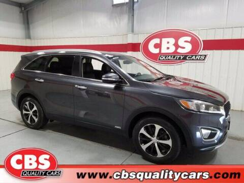2016 Kia Sorento for sale at CBS Quality Cars in Durham NC