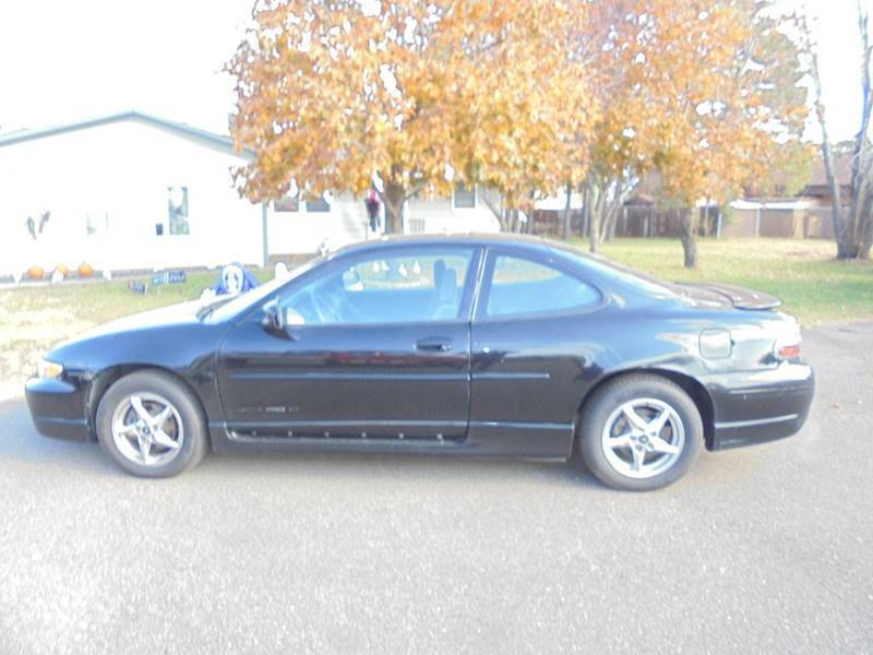 1999 Pontiac Grand Prix for sale at Engels Autos Inc in Ramsey MN
