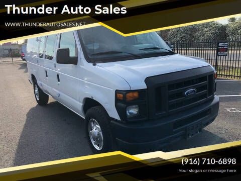 2010 Ford E-Series Cargo for sale at Thunder Auto Sales in Sacramento CA