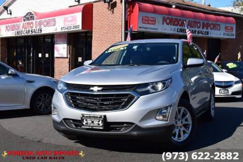 2019 Chevrolet Equinox for sale at www.onlycarsnj.net in Irvington NJ