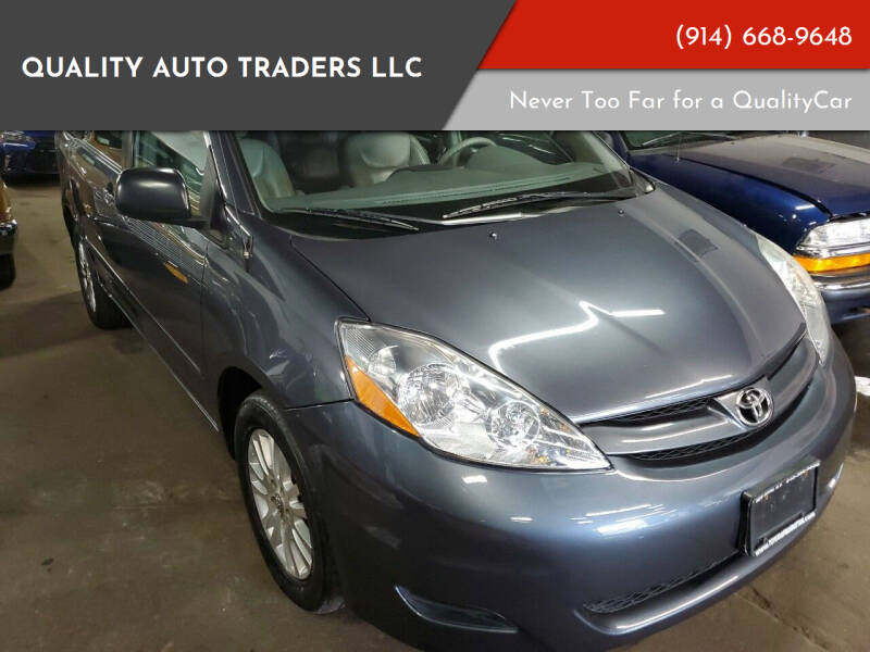2008 Toyota Sienna for sale at Quality Auto Traders LLC in Mount Vernon NY