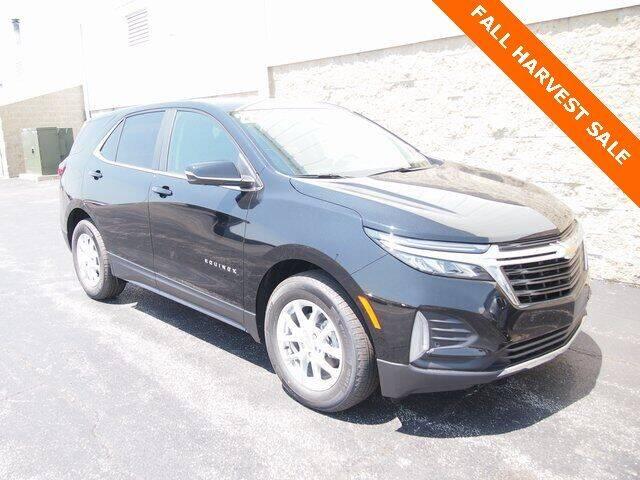 2022 Chevrolet Equinox for sale in Pontiac, IL