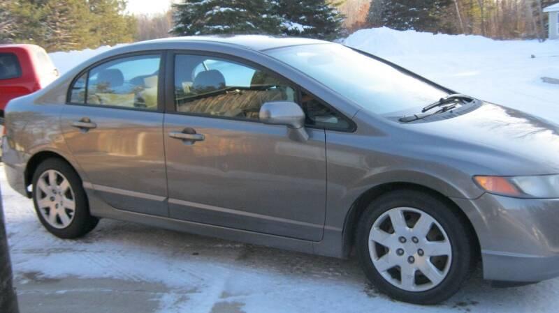 2007 Honda Civic LX 4dr Sedan (1.8L I4 5A) - Wadena MN