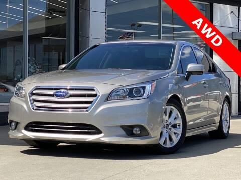 2017 Subaru Legacy for sale at Carmel Motors in Indianapolis IN