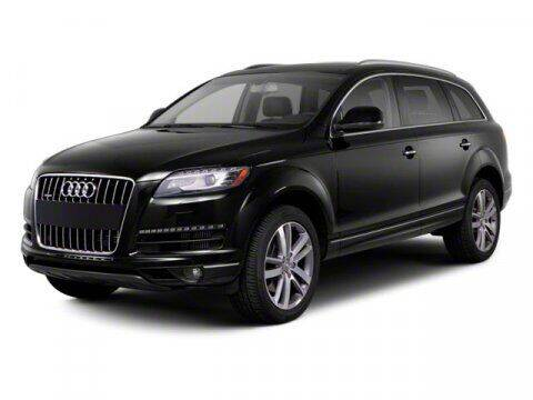 2012 Audi Q7 for sale at Stephen Wade Pre-Owned Supercenter in Saint George UT