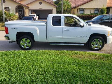 2011 Chevrolet Silverado 1500 for sale at Car Girl 101 in Oakland Park FL
