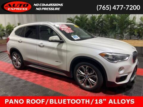 2016 BMW X1 for sale at Auto Express in Lafayette IN