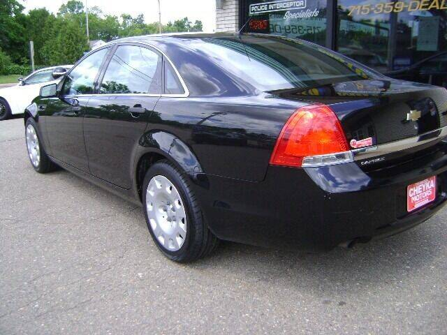 2014 Chevrolet Caprice for sale at Cheyka Motors in Schofield WI