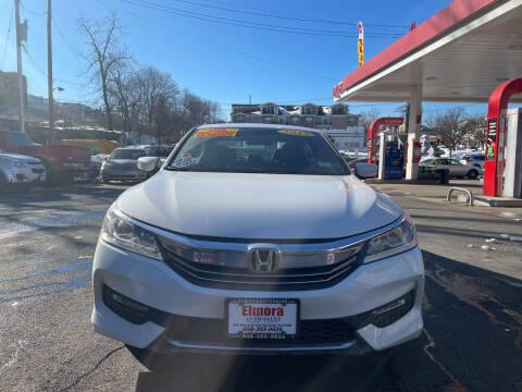 2017 Honda Accord for sale at Elmora Auto Sales in Elizabeth NJ