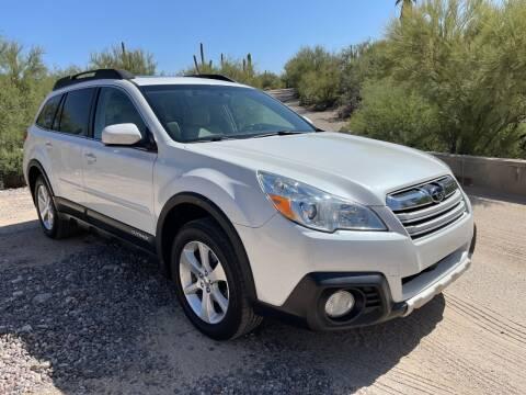 2013 Subaru Outback for sale at Auto Executives in Tucson AZ