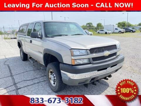 2004 Chevrolet Silverado 2500HD for sale at Glenbrook Dodge Chrysler Jeep Ram and Fiat in Fort Wayne IN