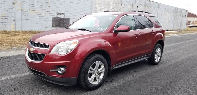 2011 Chevrolet Equinox for sale at DDK Motors LLC in Rock Hill NY