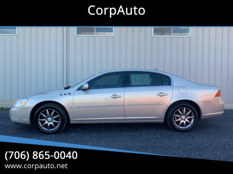 2007 Buick Lucerne for sale at CorpAuto in Cleveland GA