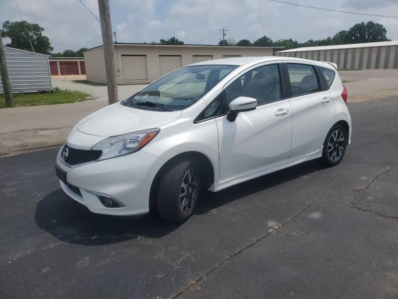 2015 Nissan Versa Note for sale at Savannah Motor Co in Savannah TN