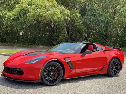 2016 Chevrolet Corvette for sale at CHECK  AUTO INC. in Tampa FL