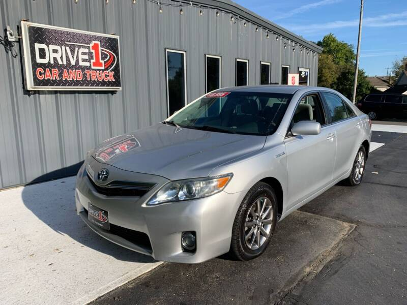2011 Toyota Camry Hybrid for sale at Drive 1 Car & Truck in Springfield OH
