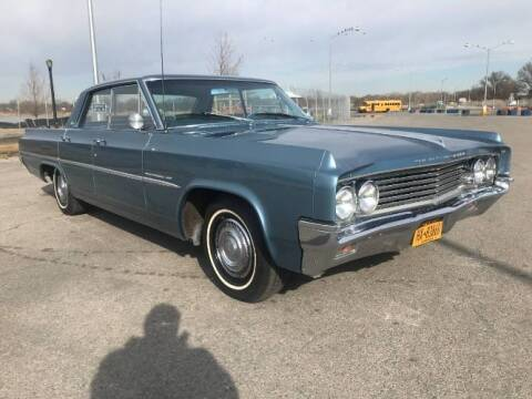 1963 Oldsmobile Eighty-Eight for sale at Classic Car Deals in Cadillac MI