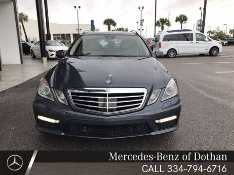2013 Mercedes-Benz E-Class for sale at Mike Schmitz Automotive Group in Dothan AL
