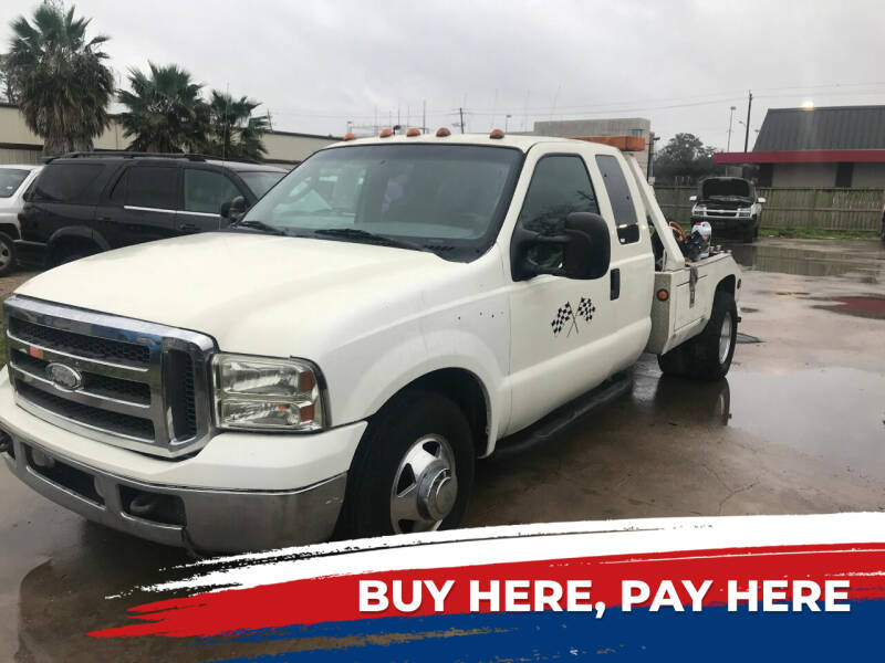 2003 Ford F-350 Super Duty for sale at Northtown Auto Center in Houston TX