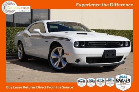 2017 Dodge Challenger for sale at Dallas Auto Finance in Dallas TX