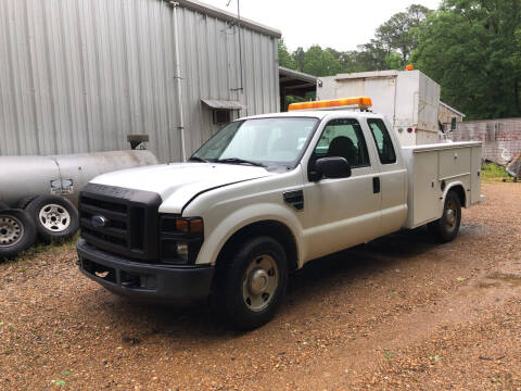 2008 Ford F-250 Super Duty for sale at M & W MOTOR COMPANY in Hope AR
