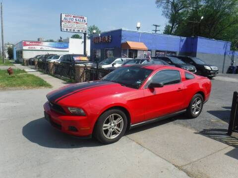 2010 Ford Mustang for sale at City Motors Auto Sale LLC in Redford MI