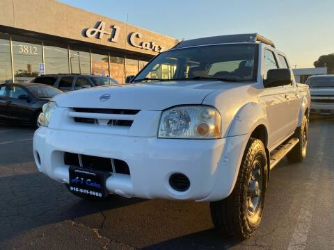 2004 Nissan Frontier for sale at A1 Carz, Inc in Sacramento CA