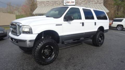 2003 Ford Excursion for sale at Driven Pre-Owned in Lenoir NC