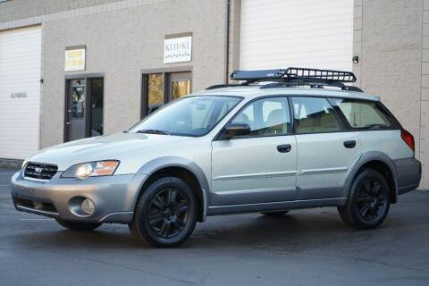 2005 Subaru Outback for sale at Beaverton Auto Wholesale LLC in Aloha OR