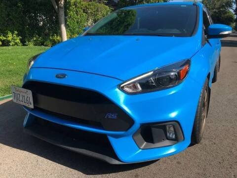 2016 Ford Focus for sale at Car Lanes LA in Valley Village CA