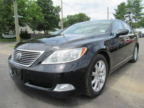 2008 Lexus LS 460 for sale at PRESTIGE IMPORT AUTO SALES in Morrisville PA