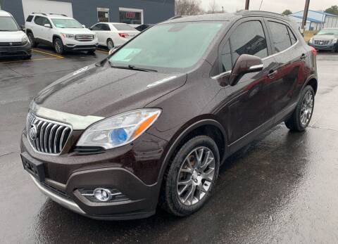 2016 Buick Encore for sale at Eagle Auto LLC in Green Bay WI