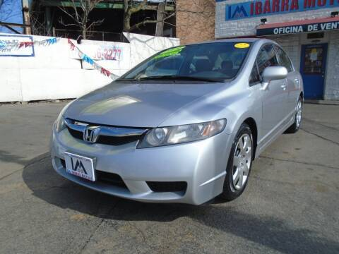 2009 Honda Civic for sale at IBARRA MOTORS INC in Cicero IL