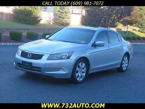 2009 Honda Accord for sale at Absolute Auto Solutions in Hamilton NJ